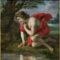 La leggenda o mito di Narciso